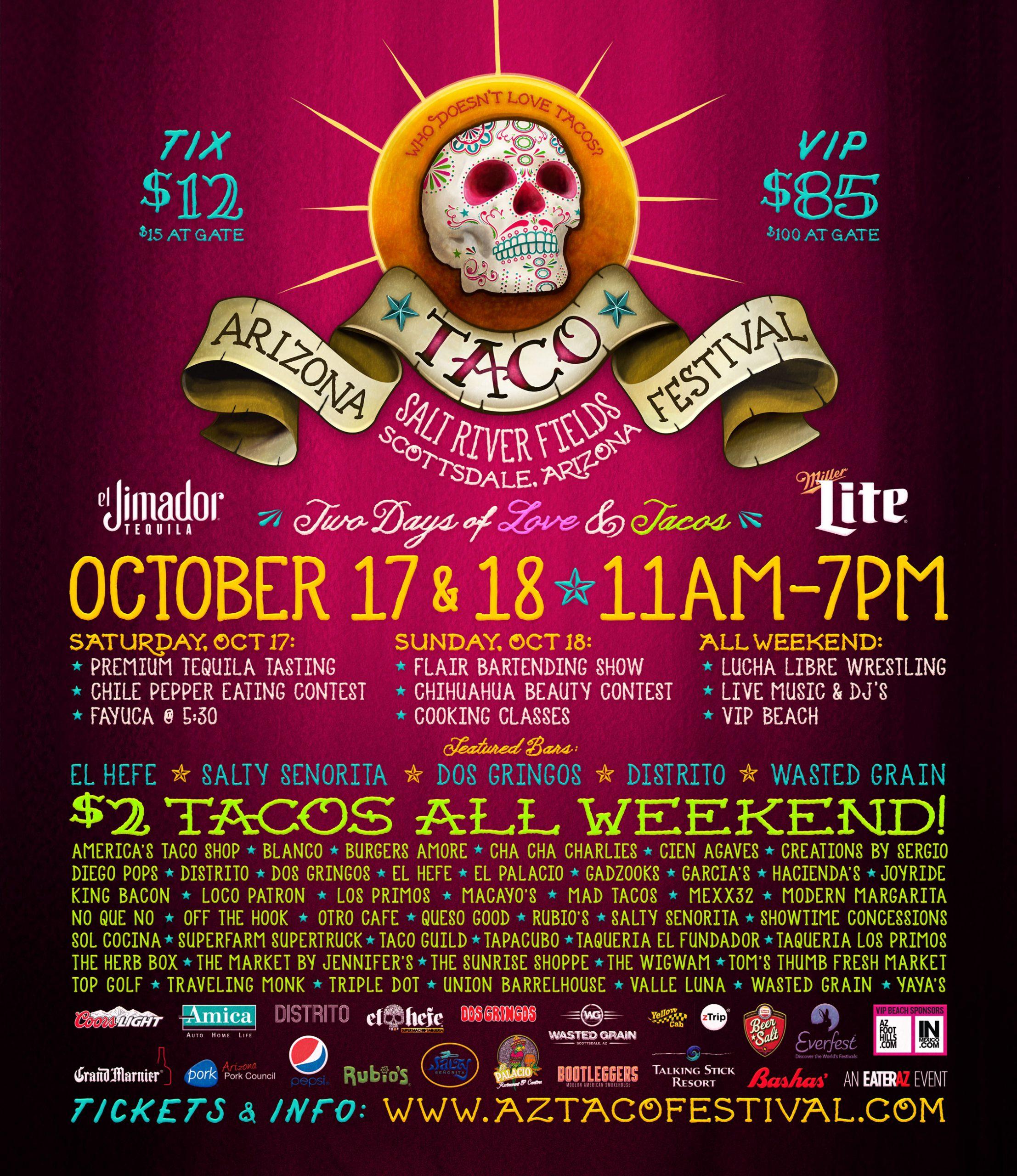AZ Taco Fest 2015