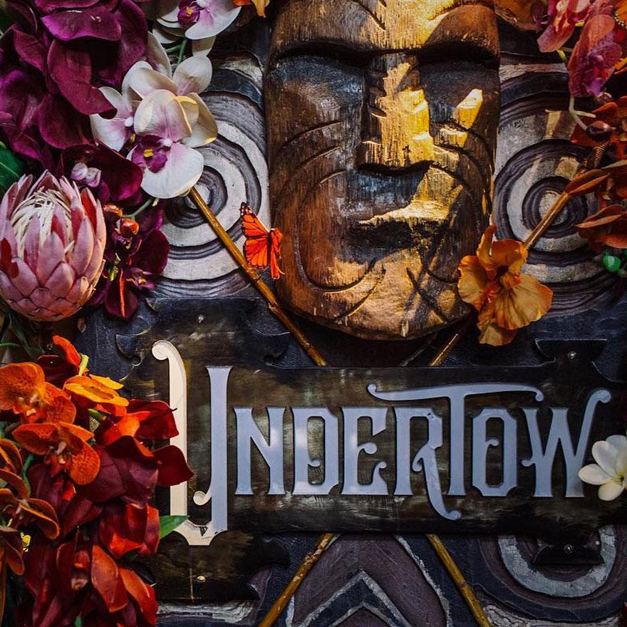 UnderTow — Exotic Drinks